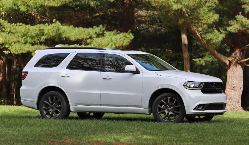 2020 Dodge Durango SUV release date