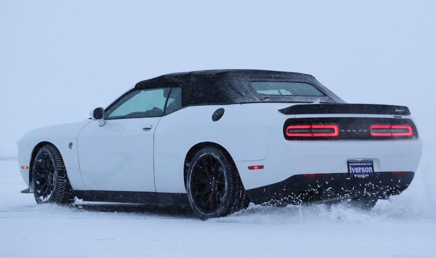 2020 Dodge Challenger Convertible release date