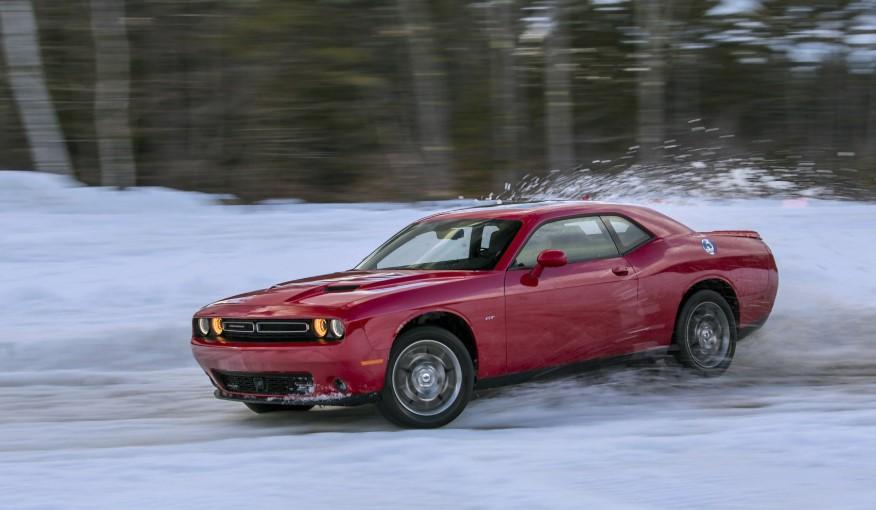 2020 Dodge Challenger SXT V8