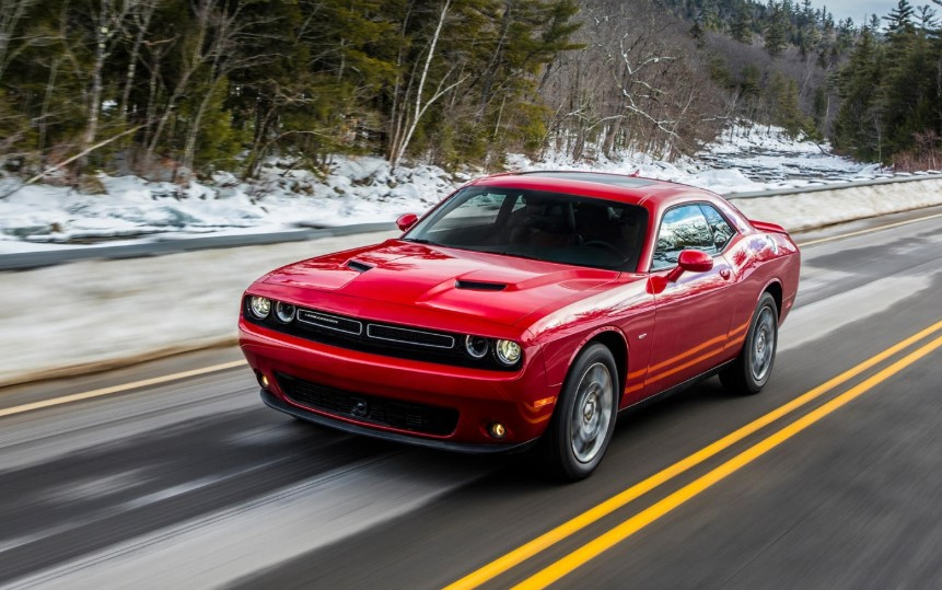 2020 Dodge Challenger SXT Plus