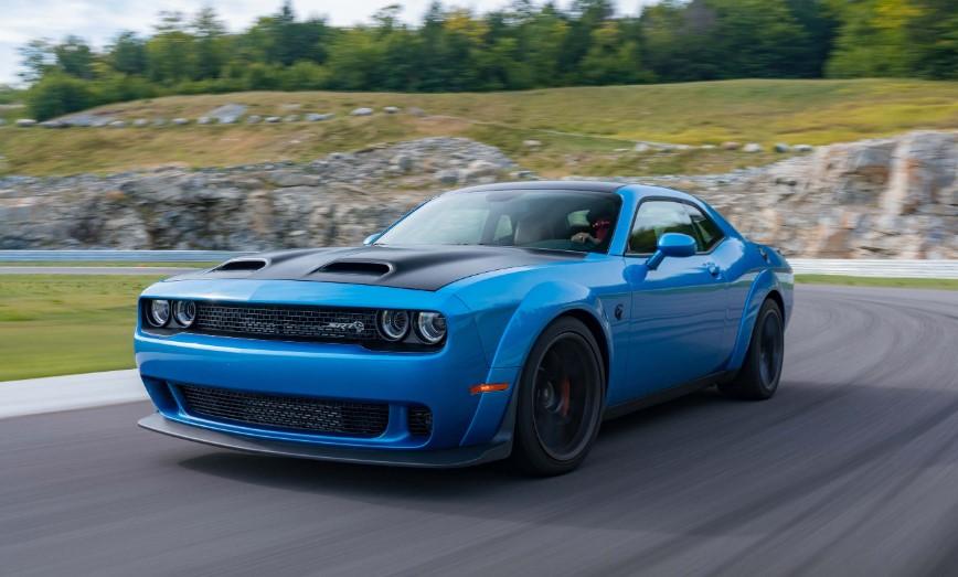 2020 Dodge Challenger Hybrid rumors