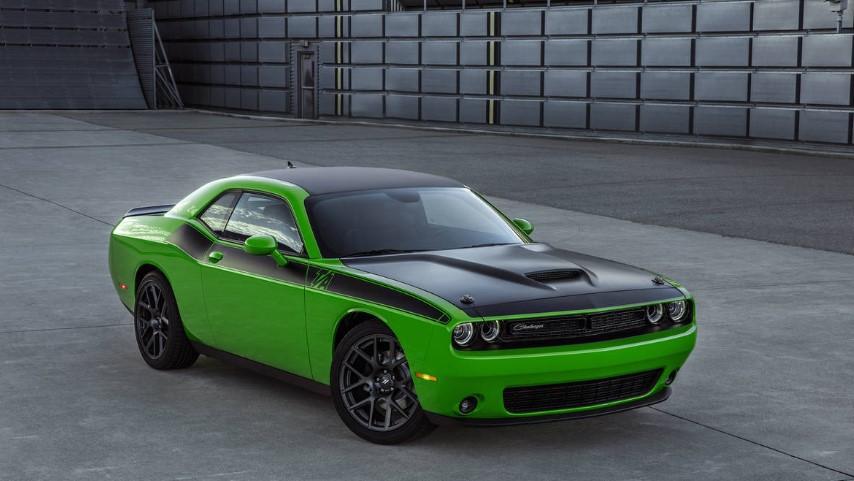 2020 Dodge Challenger TA redesign