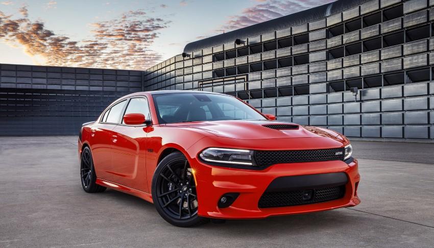 2020 Dodge Charger 426 Hemi concept