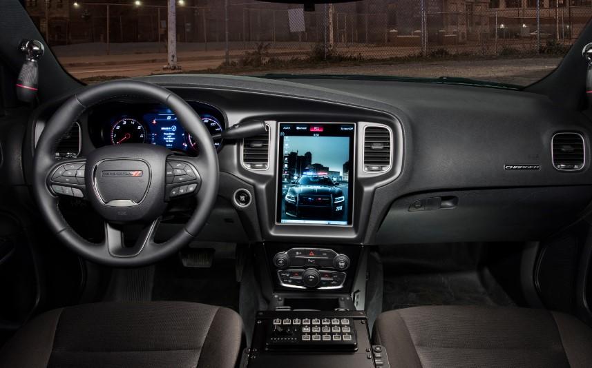 2020 Dodge Charger Pursuit Police design