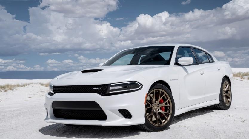 2020 Dodge Charger SRT Demon changes