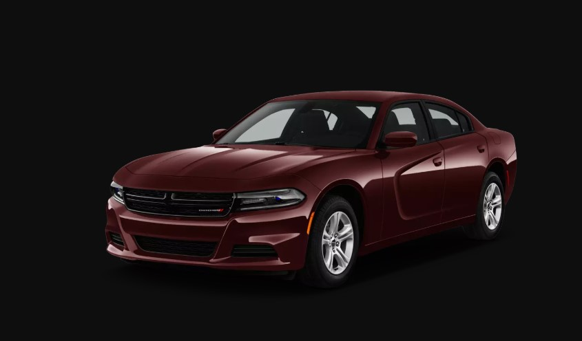 2020 Dodge Charger Facelift concept