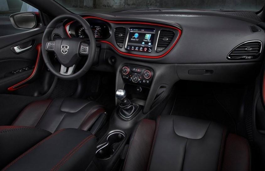 2020 Dodge Dart SRT4 changes