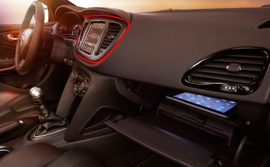 2020 Dodge Dart SRT4 interior