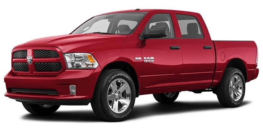 2020 Dodge Ram 1500 Express changes
