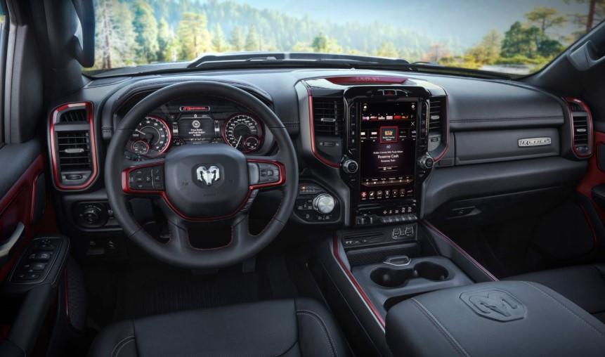 2020 Dodge Ram TRX changes