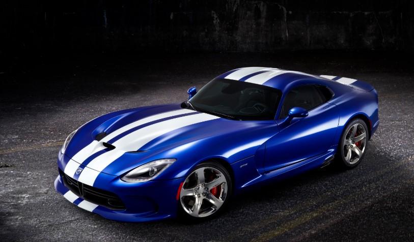 2020 Dodge Viper GTS changes