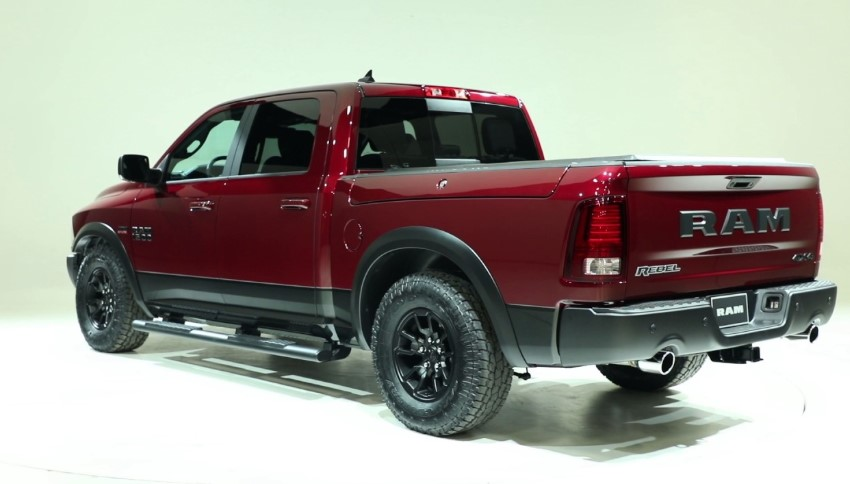2020 Ram Heavy Duty Big Horn concept