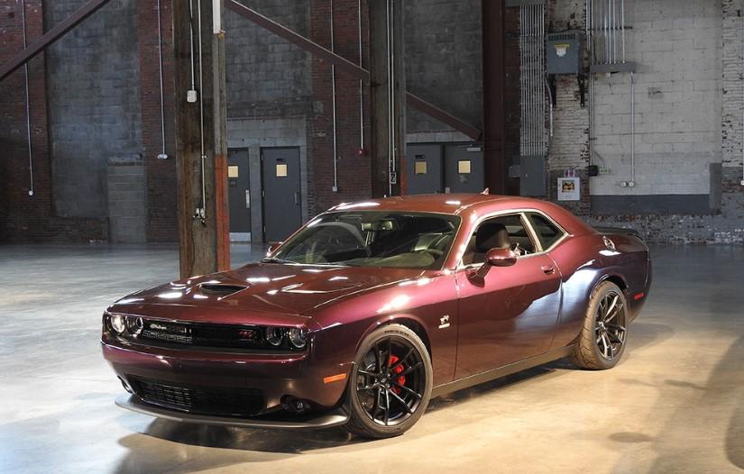 2020 Dodge Challenger Scat Pack 1320