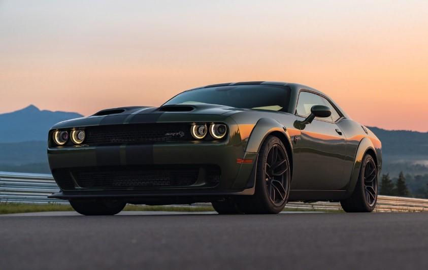 2020 Dodge Challenger Hellcat Redeye Widebody