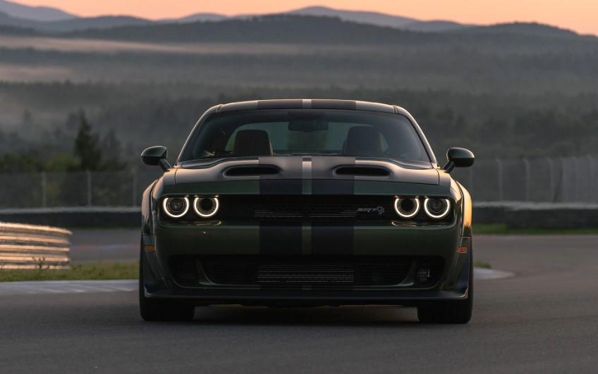 2020 Dodge Challenger SRT Redeye design