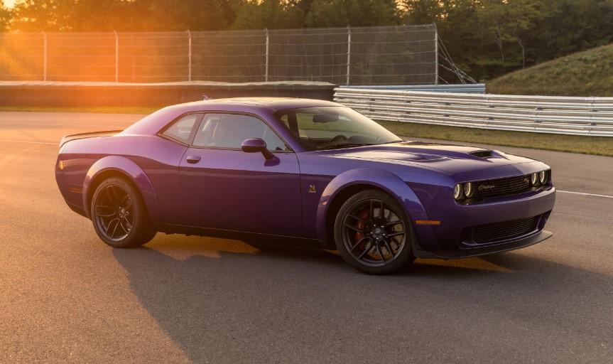 2020 Dodge Challenger Scat Pack 0-60