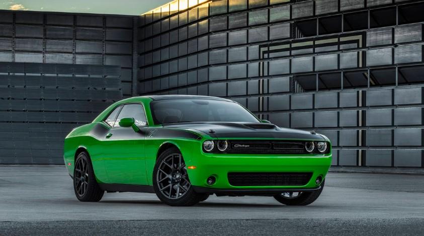 2020 Dodge Challenger TA 392 changes