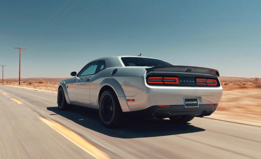 2020 Dodge Challenger Triple Nickel release date