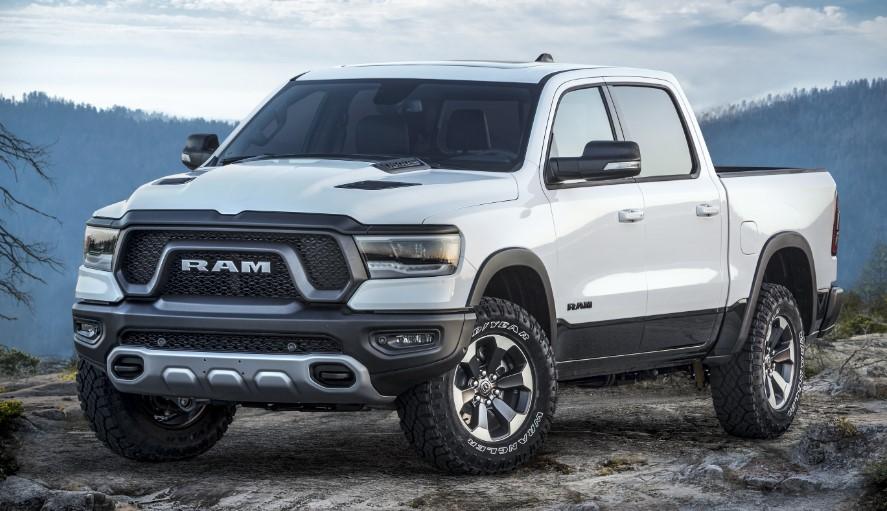 2020 Dodge Ram 1500 5.7-L changes