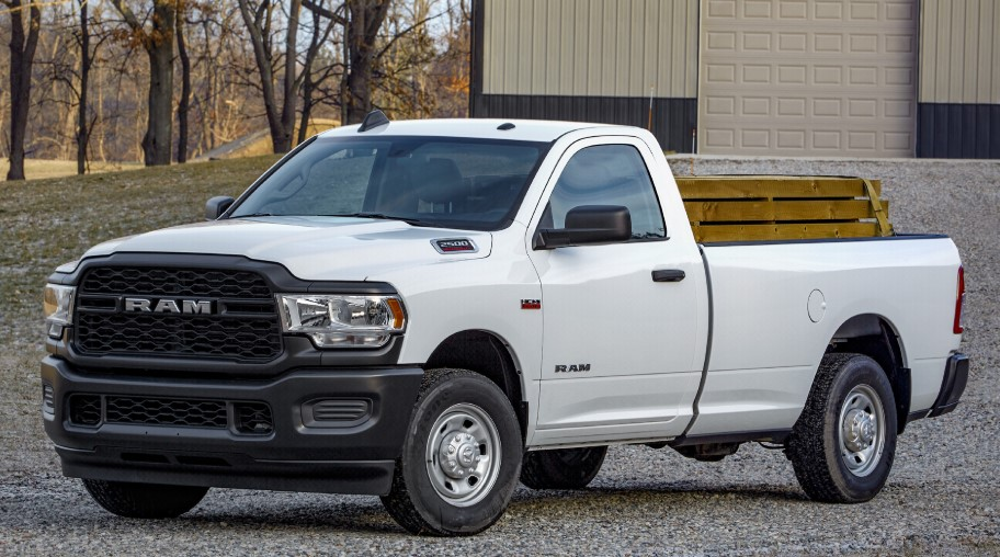 2020 Dodge Ram 2500 Regular Cab release date
