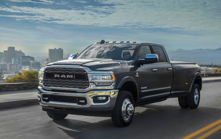 2020 Dodge Ram 3500 Limited release date