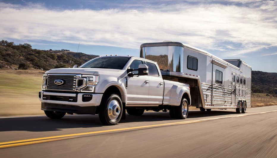 2020 Ford F 250 Towing Capacity release date