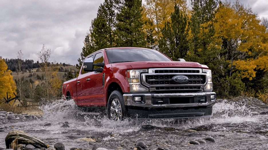 2020 Ford F 250 review