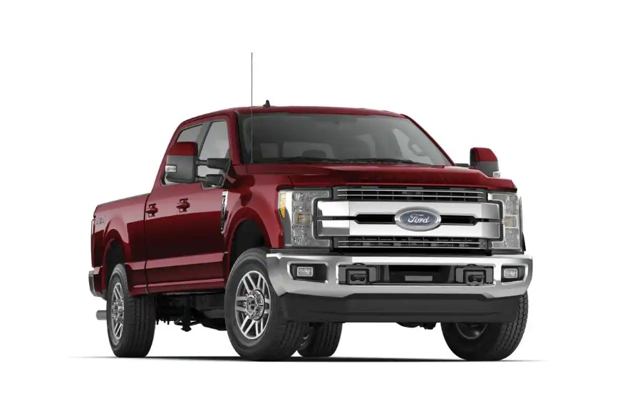 2020 Ford F250 King Ranch concept