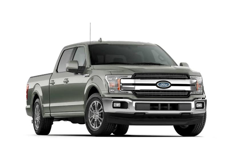 2021 Ford F 150 design
