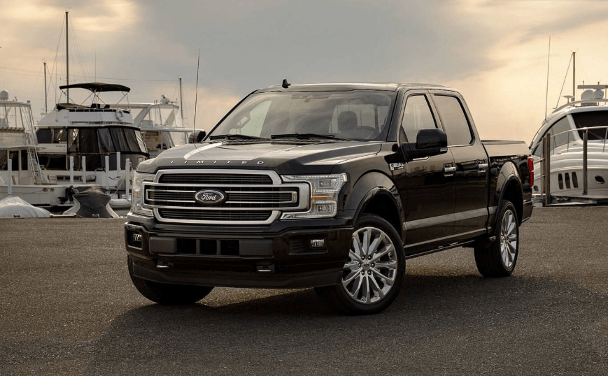 2021 Ford F 150 release date