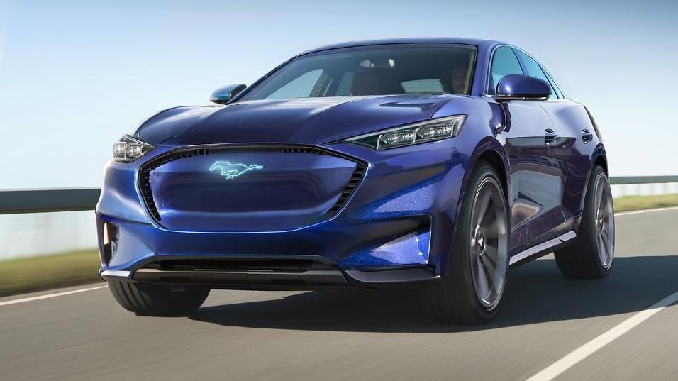2021 Ford Mach E release date