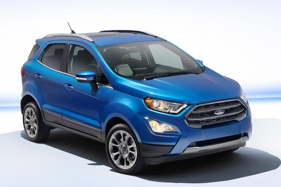 2020 Ford EcoSport Hybrid