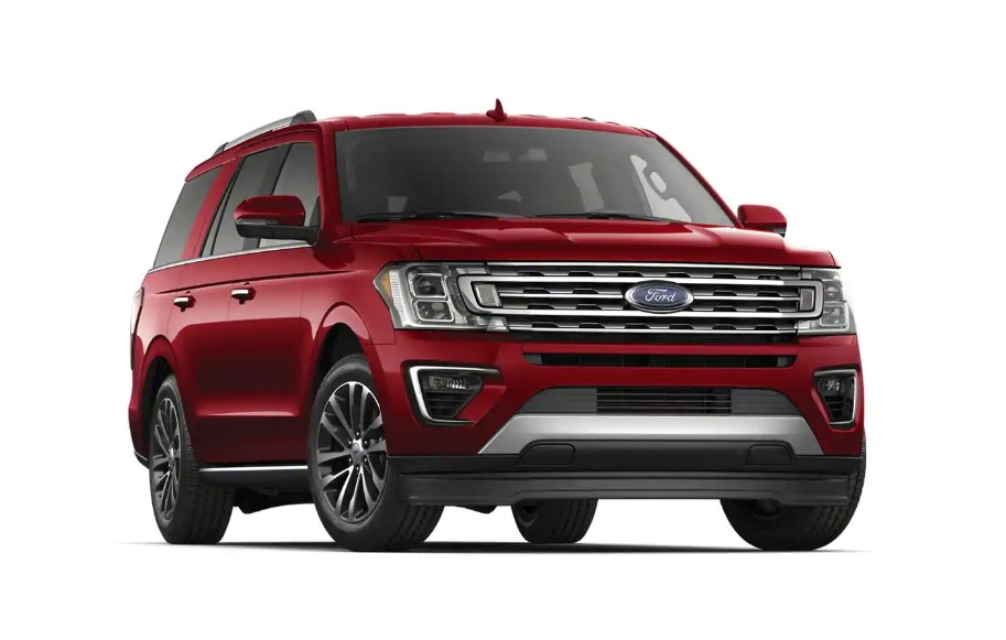 2020 Ford Expedition Limited Texas Edition