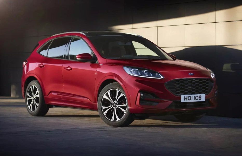 2020 Ford Kuga Australia