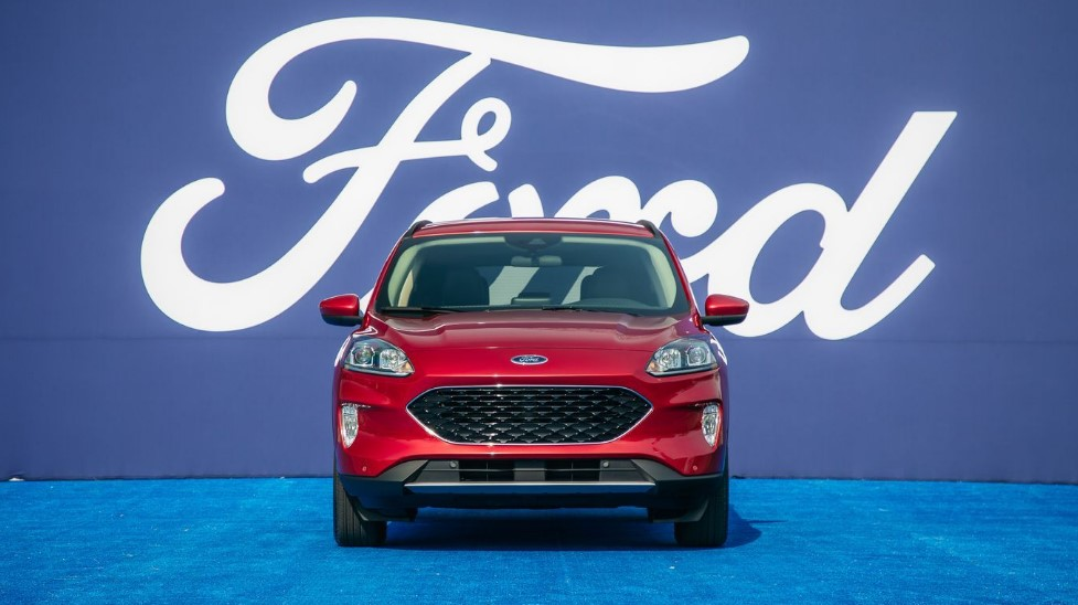 2020 Ford Escape Sport EcoBoost design