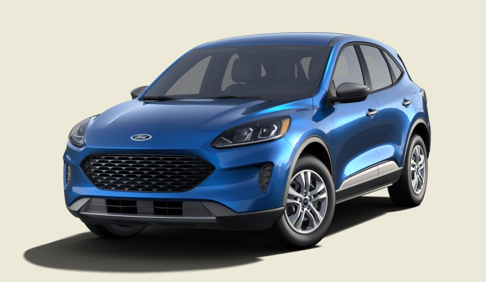 2020 Ford Escape Sport EcoBoost