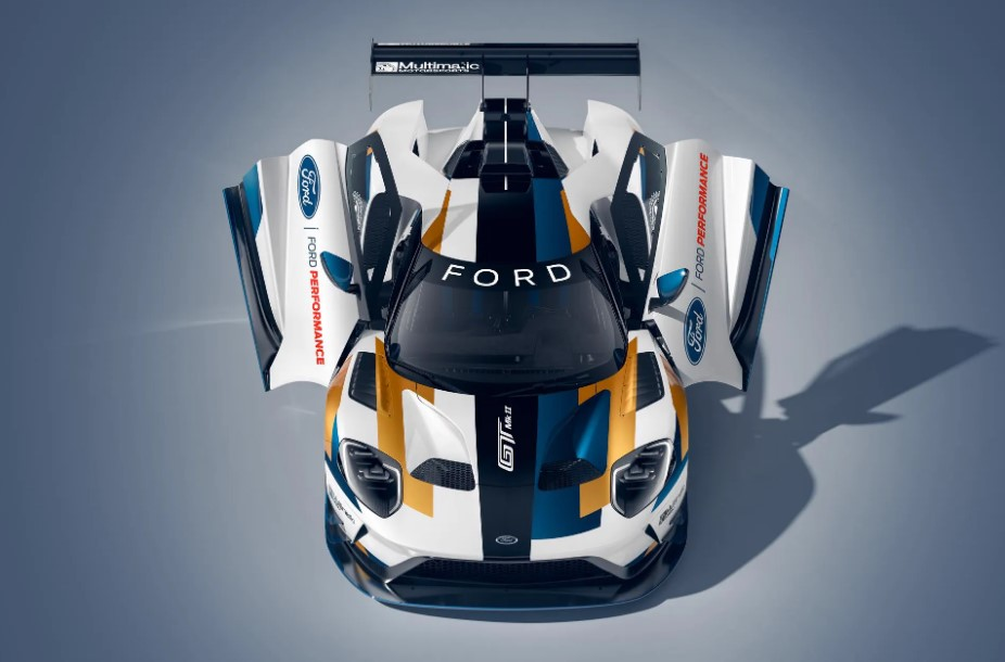 2020 Ford GT new