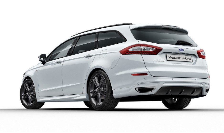 2020 Ford Mondeo ST Line Edition changes