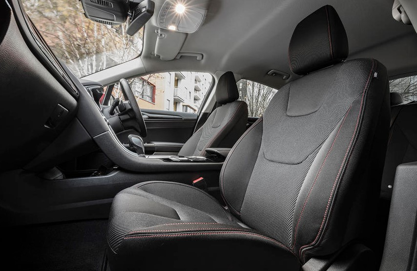 2020 Ford Mondeo ST Line Edition interior