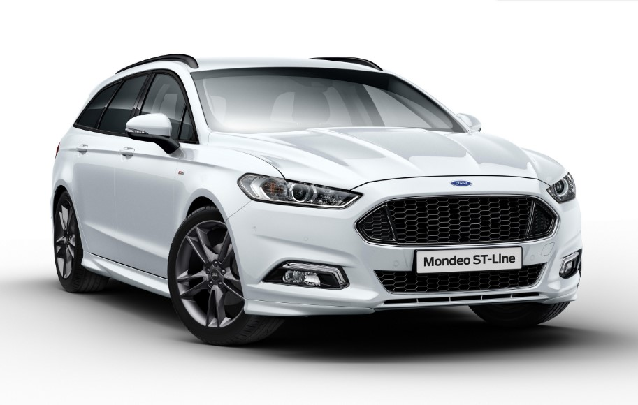 2020 Ford Mondeo ST Line Edition
