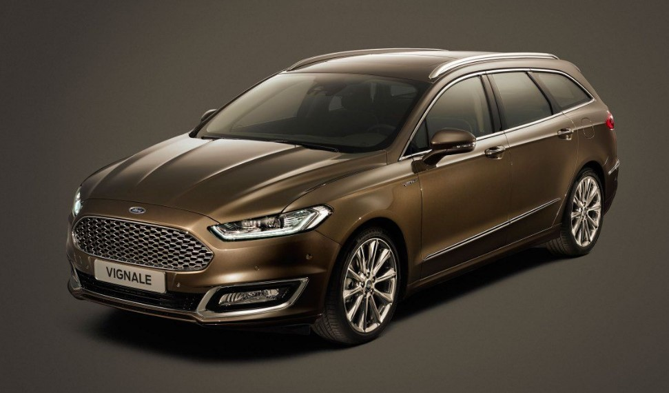 2020 Ford Mondeo Wagon release date