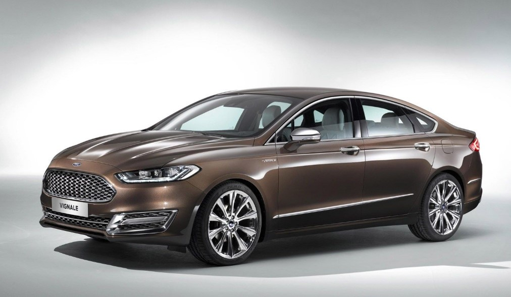 2020 Ford Mondeo release date