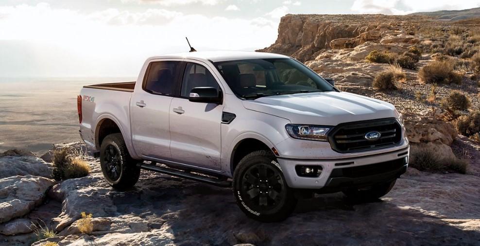 2020 Ford Ranger 4×4 release date