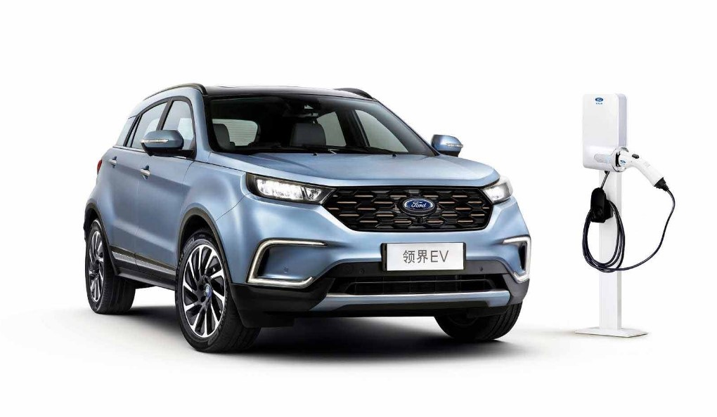 2020 Ford Territory EV changes