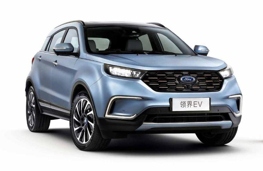 2020 Ford Territory EV concept