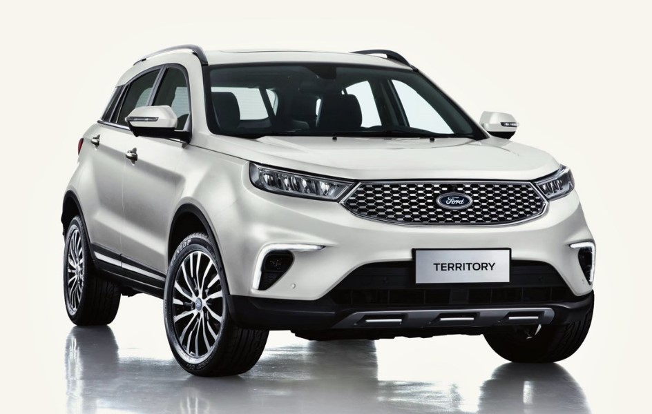 2020 Ford Territory review
