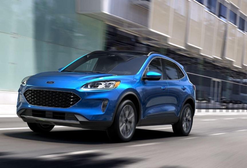 2020 Ford Escape new