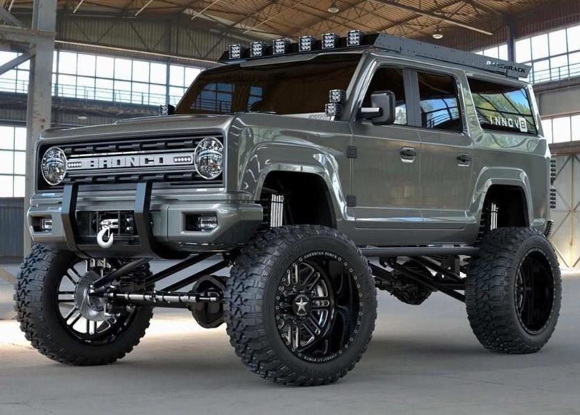 2021 Ford Bronco ew