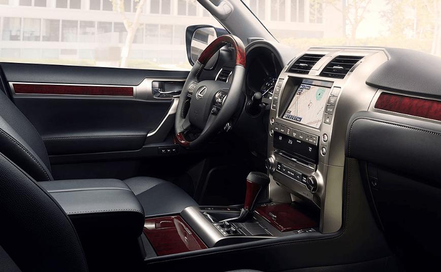 2020 Lexus GX 470 interior