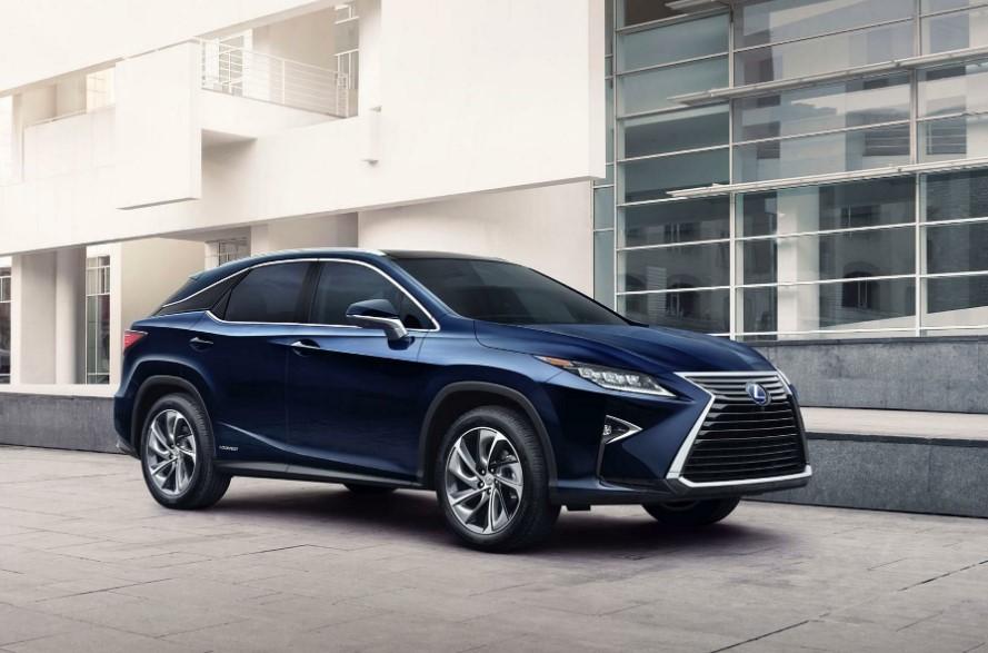 2020 lexus rx 450hl colors, release date, interior